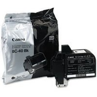 Canon BC-40BK Black Inkjet Cartridge