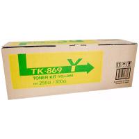 Copystar TK-869Y ( Copystar 1T02JZACS0 ) Laser Toner Cartridge