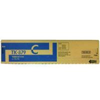 Copystar TK-879C ( Copystar 1T05JNCCS0 ) Laser Toner Cartridge