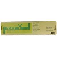 Copystar TK-879Y ( Copystar 1T05JNACS0 ) Laser Toner Cartridge