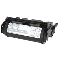 OEM Dell N0888 / D1851 ( 310-4134 ) Black Laser Toner Cartridge