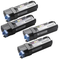 Compatible Dell 310-9058 / 310-9060 / 310-9062 / 310-9064 Laser Toner Cartridge MultiPack