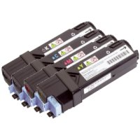 Dell 330-1433 / 330-1436 / 330-1437 / 330-1438 ( Dell T106C / T107C / T108C / T109C ) Compatible Laser Toner Cartridge Multi Pack