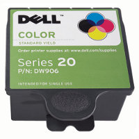 Dell 330-2116 ( Dell DW906 / Dell Series 20 ) InkJet Cartridge