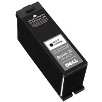 OEM Dell X737N / T091N ( 330-5267 ) Black Inkjet Cartridge