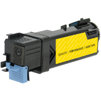 Service Shield Brother 331-0718 Yellow High Capacity Replacement Laser Toner Cartridge by Clover Technologies