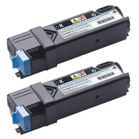 Dell 331-0720 ( Dell 899WG ) Laser Toner Cartridges (2/Pack)