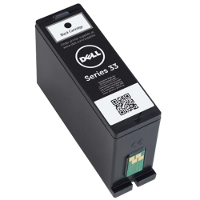 Dell 331-7377 ( Dell T9FKK / Dell Series 33 ) InkJet Cartridge