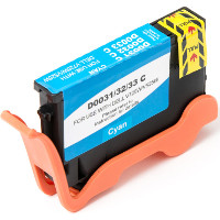 Dell 331-7378 ( Dell 8DNKH / Dell Series 33 ) Remanufactured InkJet Cartridge