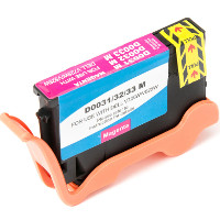 Dell 331-7379 ( Dell 6M6FG / Dell Series 33 ) Remanufactured InkJet Cartridge