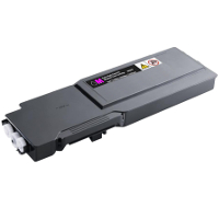 Compatible Dell XKGFP / 40W00 ( 331-8431 ) Magenta Laser Toner Cartridge