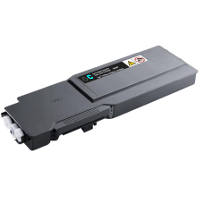 Compatible Dell 1M4KP / FMRYP ( 331-8432 ) Cyan Laser Toner Cartridge