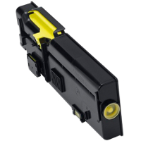 Compatible Dell YR3W3 ( 593-BBBR ) Yellow Laser Toner Cartridge