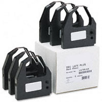 DEC LA75R-KA Compatible Printer Ribbons (6/Box)