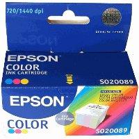 Epson S020089 Inkjet Cartridge