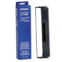 Epson 7768 Black Multistrike Printer Ribbon
