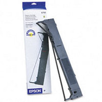 Epson 8766 Black Fabric Printer Ribbon