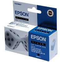 Epson S020047 Black Inkjet Cartridge