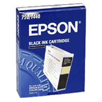 Epson S020118 Black Inkjet Cartridge