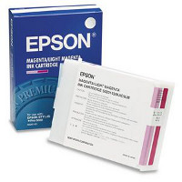 Epson S020143 Magenta / Light Magenta Inkjet Cartridge