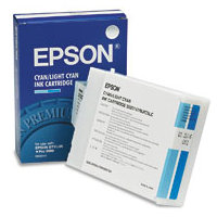 Epson S020147 Cyan / Light Cyan Inkjet Cartridge