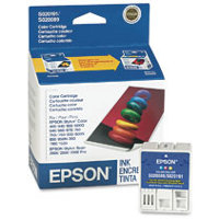 Epson S191089 Color InkJet Cartridge ( Replaces S020089 & S020191 )