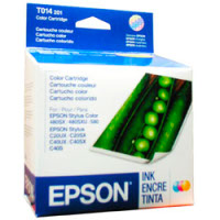 Epson T014201 Color InkJet Cartridge