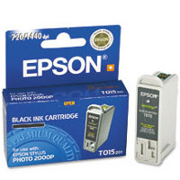 Epson T015201 Black Inkjet Cartridge