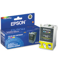 Epson T016201 Color Inkjet Cartridge