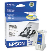 Epson T017201 Black Inkjet Cartridge