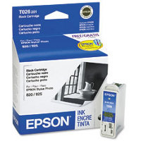 Epson T026201 InkJet Cartridge
