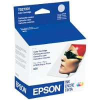 Epson T027201 5-Color InkJet Cartridge