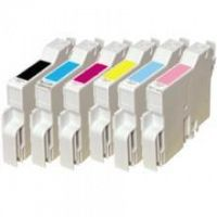 A Set of 13 Epson Inkjet Cartridges
