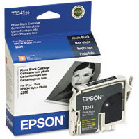 Epson T034120 Photo Black Inkjet Cartridge