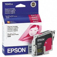 Epson T034320 Magenta Inkjet Cartridge
