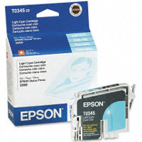 Epson T034520 Light Cyan Inkjet Cartridge