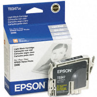 Epson T034720 Light Black Inkjet Cartridge