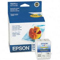 Epson T037120 Tri-Color Inkjet Cartridge