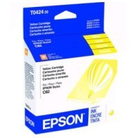 Epson T042420 Yellow InkJet Cartridge