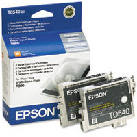 Epson T054020 Gloss Optimiser InkJet Cartridges (2/Pack)