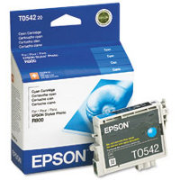 Epson T054220 Cyan InkJet Cartridge