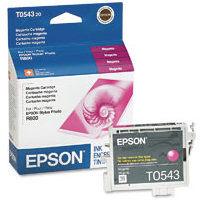 Epson T054320 Magenta InkJet Cartridge