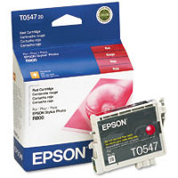 Epson T054720 Red InkJet Cartridge