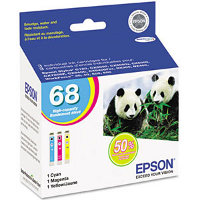 Epson T068520 InkJet Cartridge Value Pack