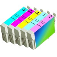 Epson T078920 Remanufactured InkJet Cartridge MultiPack