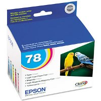 Epson T078920 InkJet Cartridge MultiPack