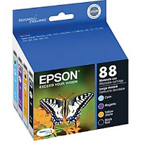 Epson T088120-BCS InkJet Cartridge MultiPack