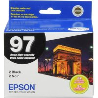 Epson T097120-D2 InkJet Cartridge Dual Pack