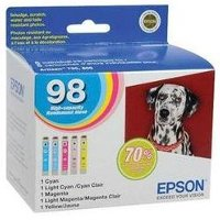 Epson T098920 InkJet Cartridge Value Pack