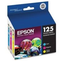 Epson T125520 InkJet Cartridge Value Pack